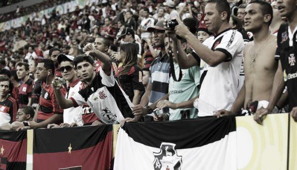 Venda de ingressos para a final entre Vasco e Flamengo irá até o domingo