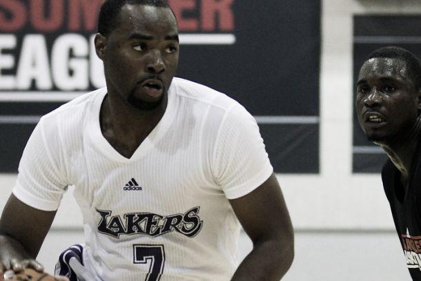 Los Lakers completan la plantilla con Marcus Landry