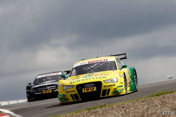 "DTM - Moscou : ""Rocky"" s'impose"