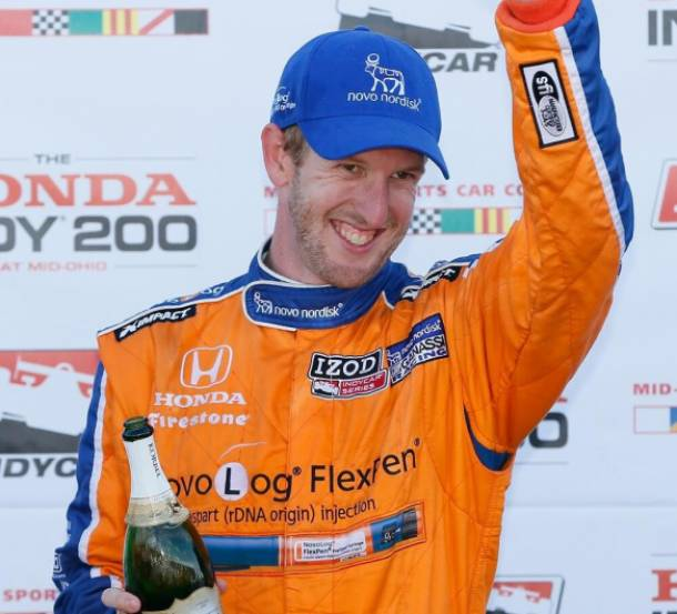 IndyCar - MidOhio : Kimball ouvre son compteur