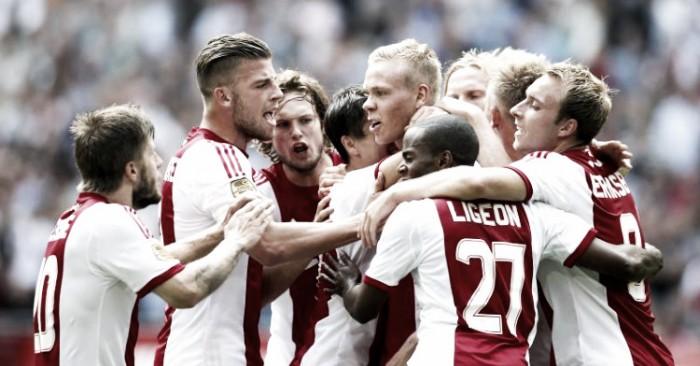 Eredivisie: l'Ajax riapre il campionato, in zona retrocessione vincono Eagles e Den Haag