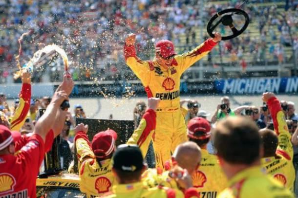 NASCAR - Michigan : Bonne opération pour Logano