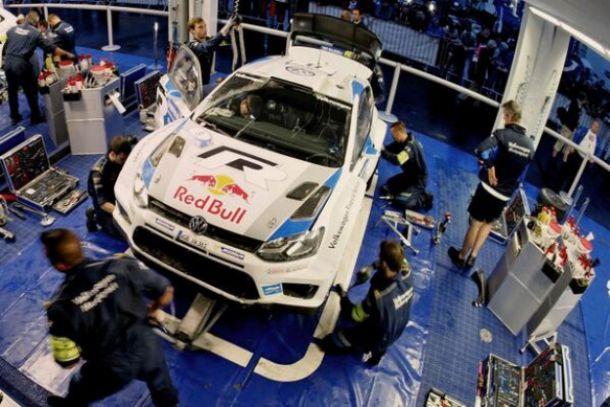 WRC – Australie Étape 2 : Ogier donne la leçon