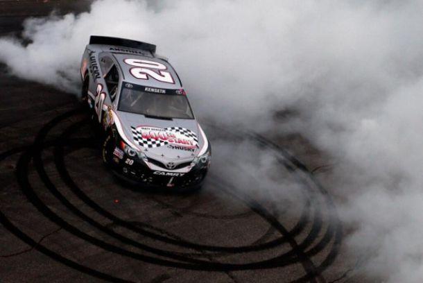 NASCAR - Loudon : Kenseth y prend goût