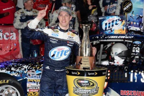 NASCAR – Charlotte : La rédemption du champion