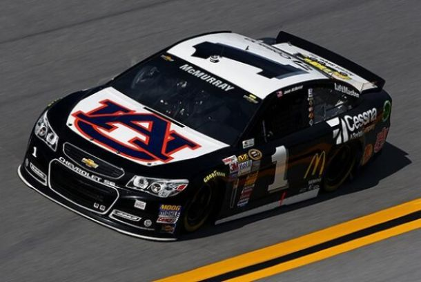 NASCAR - Talladega : McMurray s'impose