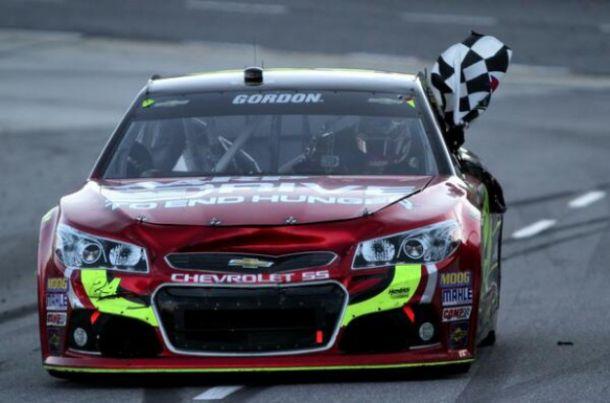NASCAR - Martinsville : Gordon se relance