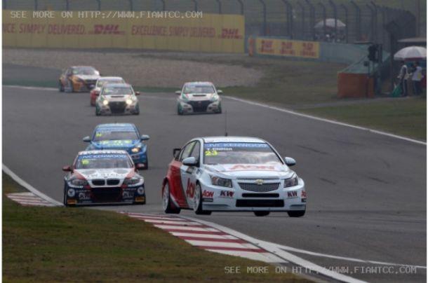 WTCC – Shanghai : Chilton et Monteiro s'imposent en Chine