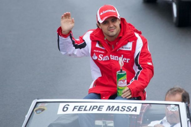 Felipe Massa signe chez Williams