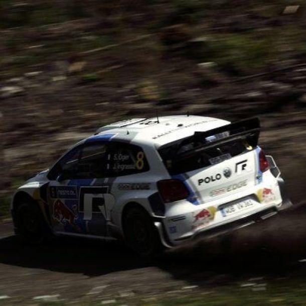 WRC - WalesGB Etape 3 : Ogier maîtrise