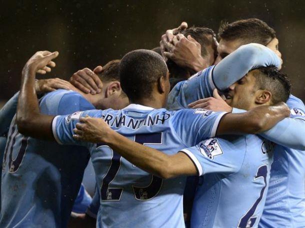 Il City distrugge il Tottenham e raggiunge la vetta della Premier League