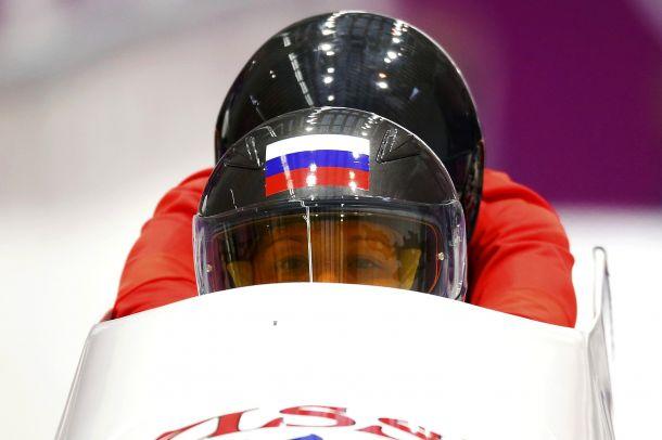 Bobsleigh : La Russie en tête, la France 17ème