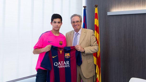 El 'Bicho' llega cedido al Barça B