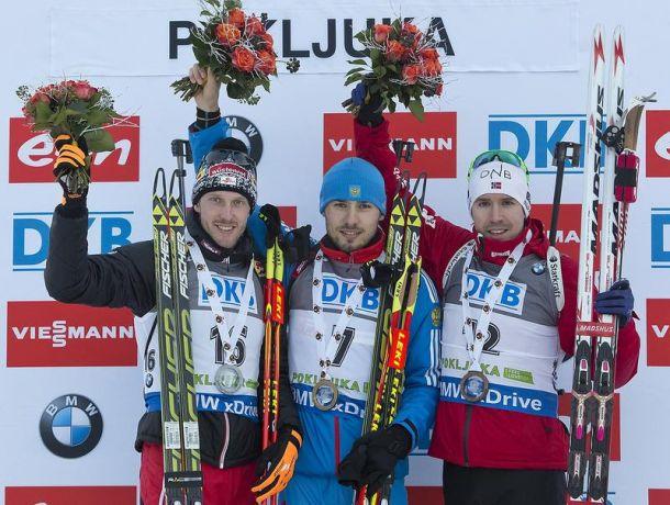 Biathlon, sprint maschile: a Pokljuka capolavoro di Shipulin