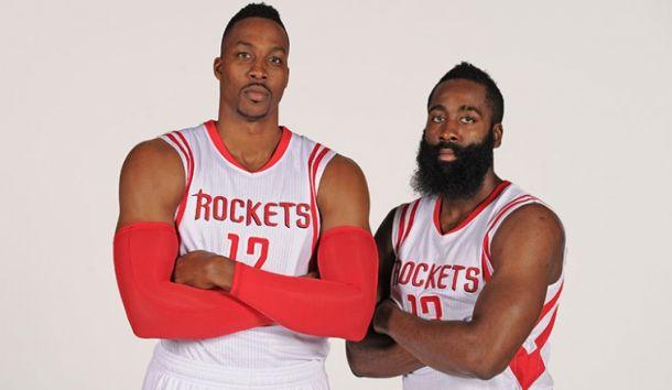 """Dwight Howard: """"James Harden é o melhor canhoto da história da NBA"""""""