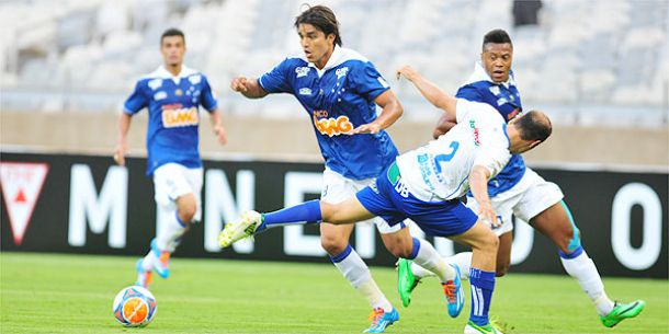 Marcelo Moreno já superou todo o tempo em campo sob comando de Jayme no Flamengo