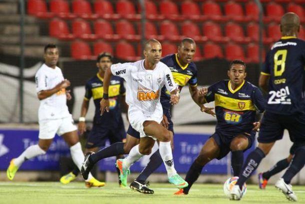 Na estreia do Mineiro 2014, Minas Futebol e Atlético-MG empatam