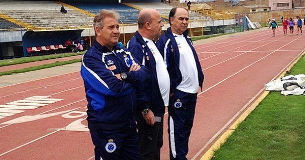 No Peru, Cruzeiro inicia caminhada na Libertadores diante do Real Garcilaso