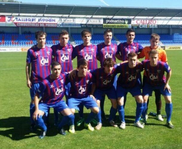 Huesca y Danok Bat se juegan estar en la Copa