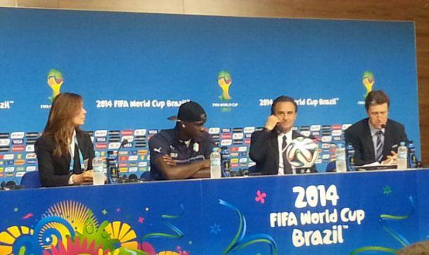 """Prandelli: """"La Costa Rica è la sorpresa, Buffon e Barzagli ancora da valutare"""""""