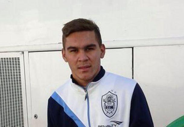 Jorge Luis Rojas, el tercer refuerzo tripero