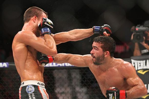 Pitbull Freire Out-Mans Curran: Bellator 123 Main Card Recap