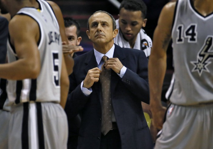 Panchina Nets: Ettore Messina in prima linea per il posto da head coach