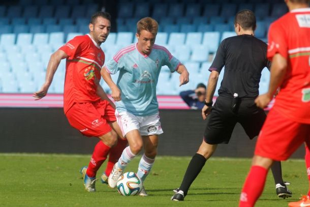 Yelko Pino se negó a jugar con el Celta B