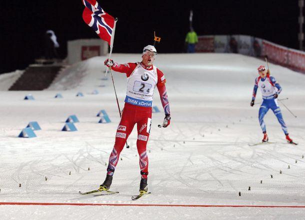 Biathlon, staffetta mista Nove Mesto: i fratelli Boe trascinano la Norvegia, seconda la Repubblica Ceca padrona di casa