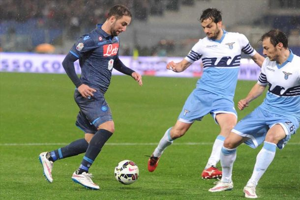 Il Napoli alla ricerca del riscatto incontra una Lazio nel suo miglior momento
