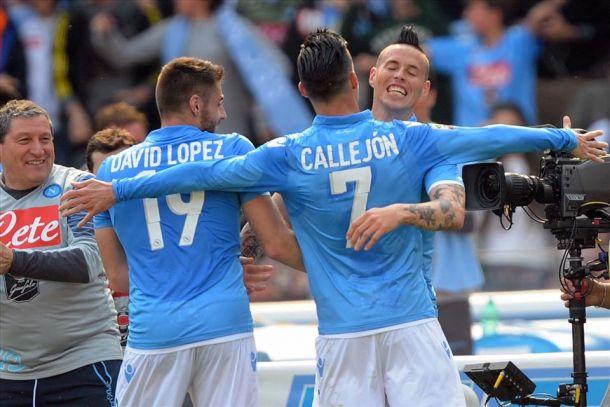 Hamsik e Callejón a segno, è tornato il vero Napoli?