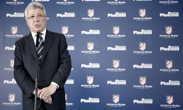 <div>Presidente del Atlético de Madrid / Fuente: Atlético de Madrid<br></div>