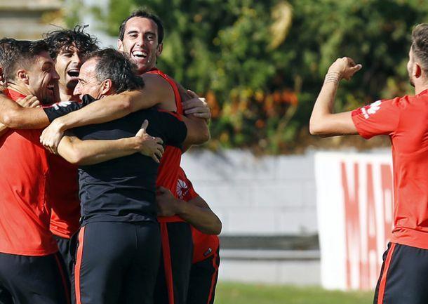 Filipe Luis no viaja a Sevilla