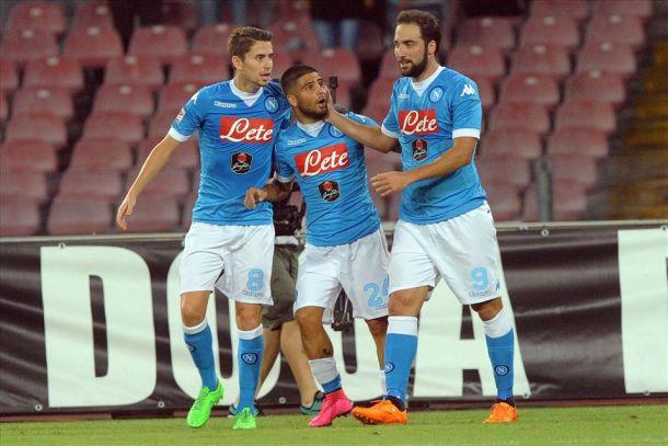 Napoli: arrivala Juve,azzurri attesi alriscatto