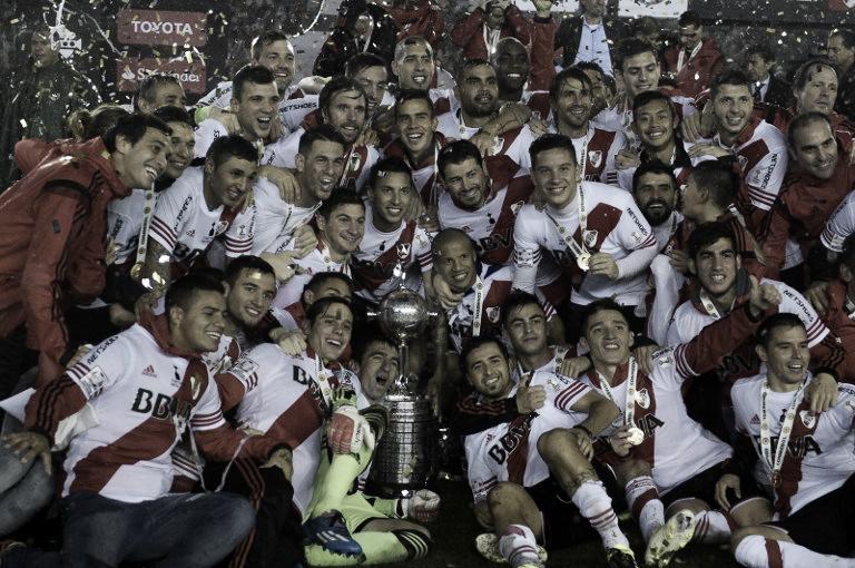 Edición retro: River y la Libertadores 2015