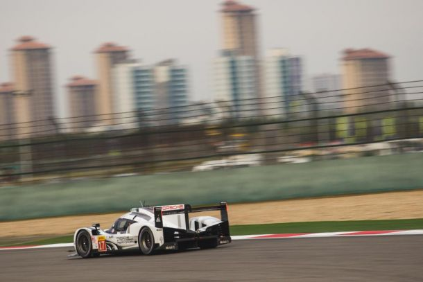 FIA WEC: Porsche Sweeps Six Hours Of Shanghai Front Row