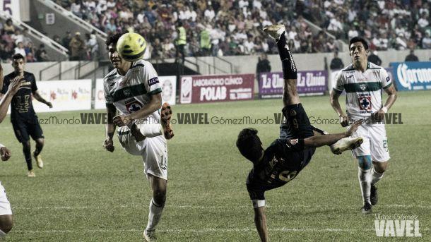 Fotos e imágenes del Zacatepec 1-1 Pumas del partido de vuelta de la llave 1 de la Copa MX.