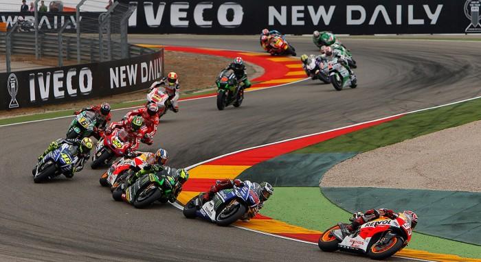 Il Motomondiale arriva ad Aragón, si rinnova la sfida Rossi-Marquez. Anteprima e orari tv