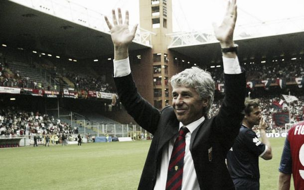 """Genoa, Gasperini si gode il suo gioiello: """"Vorrei fermare questo momento per sempre"""""""