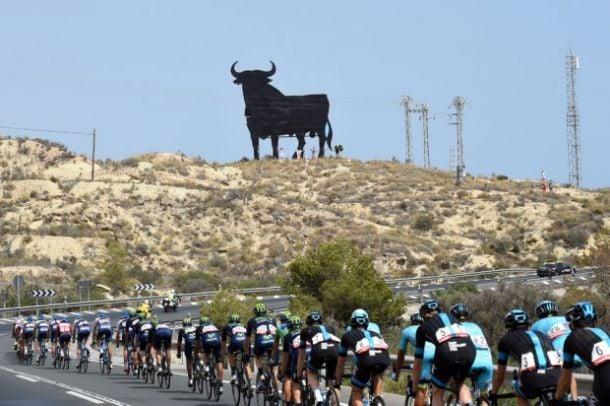 Etapa décima de la Vuelta a España en vivo: Valencia - Borja