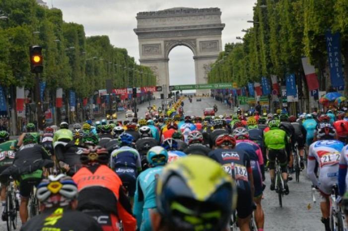 Repartidas las 'wildcards' para el Tour de Francia