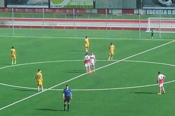 """Sanse 2-0 Alcorcón """"B"""": con Seubert la racha continúa"""