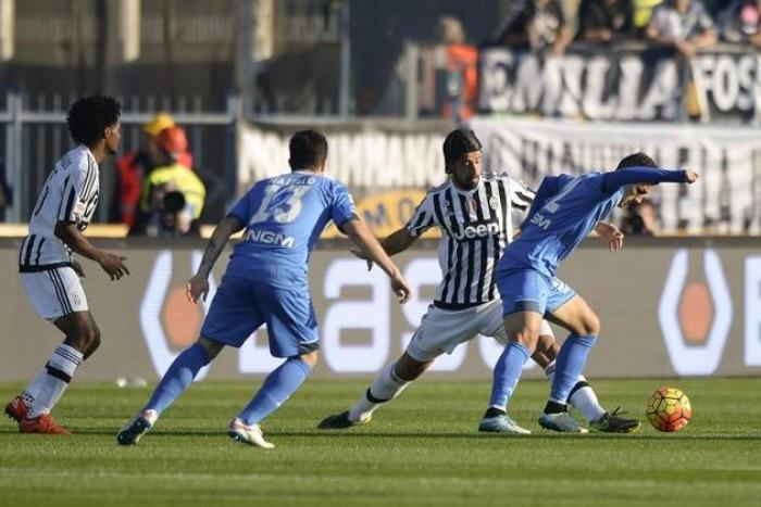 Risultato Empoli vs Juventus, Serie A 2016/17 (0-3): in sei minuti la Juve la chiude con Dybala e Higuain
