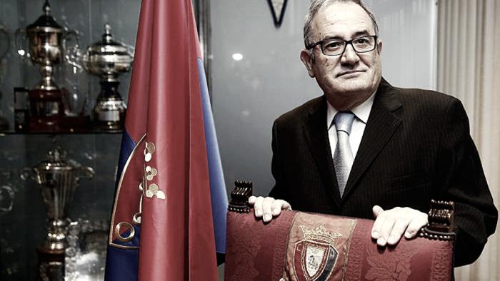 Sabalza confirma que habrá elecciones en Osasuna