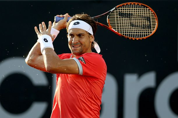 ATP Finals - Il guerriero, David Ferrer