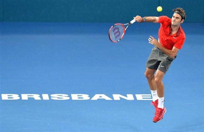 ATP Brisbane, il main draw: Federer e Nishikori al via