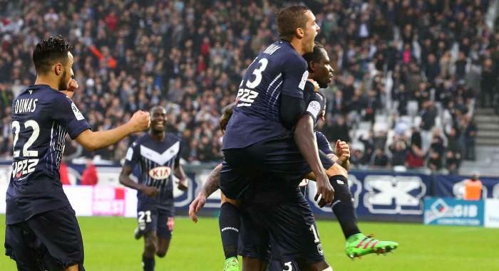 Les Girondins devaient réagir c'est chose faite avec ces 4 buts - www.girondins.com