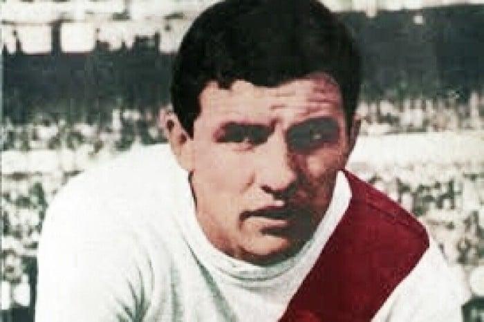 A 54 años del debut en torneo oficial de Luis Artime y Vladislao Cap en River