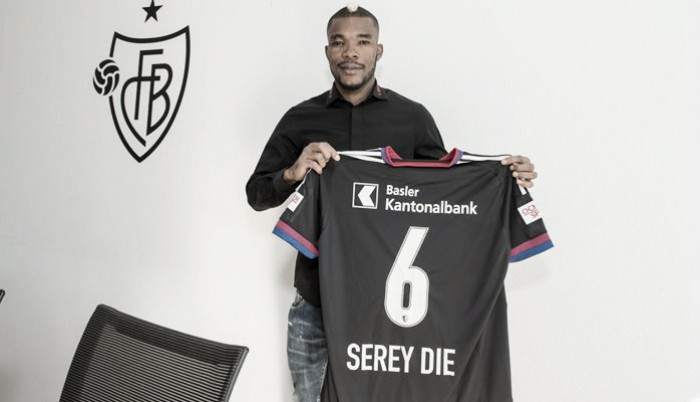 Serey Dié leaves Stuttgart to return to Basel