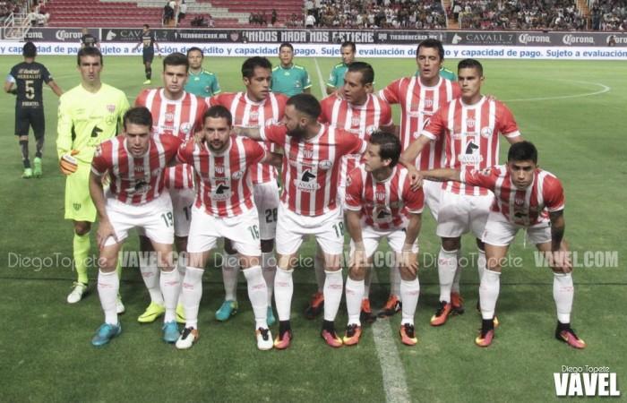 Necaxa 2-2 Pumas:puntuaciones de Necaxa en la Jornada 4 de la Liga MX Apertura 2016